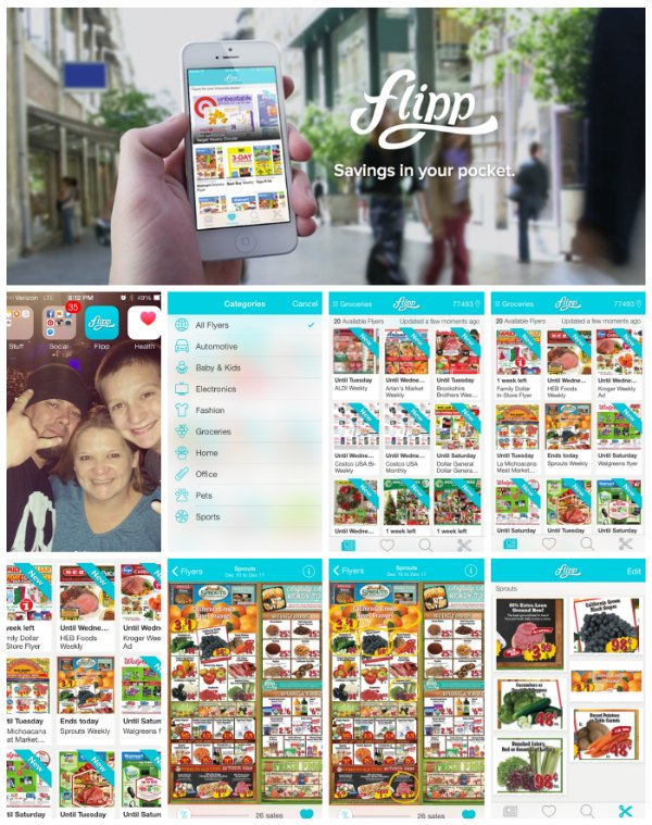 Save money with the Flipp App | Moms Confession