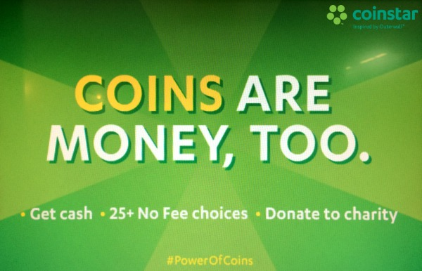 Coins are money, too! Just ask Coinstar | Moms Confession