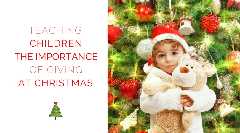 These tips for teaching children the importance of giving at Christmas will help you stay in the gift-giving spirit! No one likes a Grinch at Christmas-time.