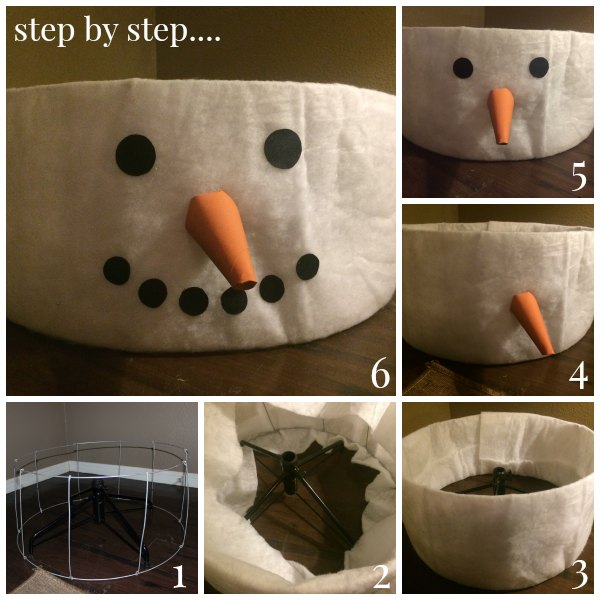 This snowman tree skirt for Christmas is the ultimate holiday decor for your tree. It's the game-changer you are looking for this holiday season!