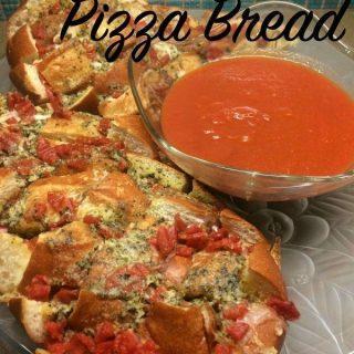 Great recipe for Super Bowl...Pull Apart Pizza Bread | MomsConfession.com