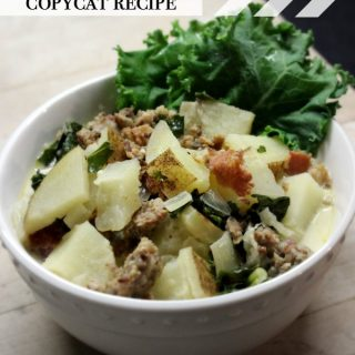 Have you ever tasted a soup so amazing, you couldn't wait to get your taste buds back on it? That's how I feel about Zuppa Toscana Soup! It's amazing!