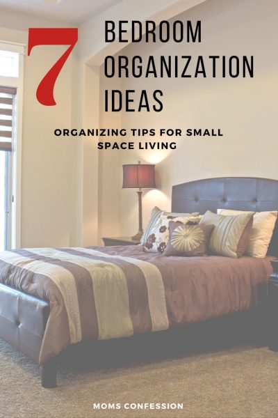 Bedroom Organization Ideas for Small Space Living