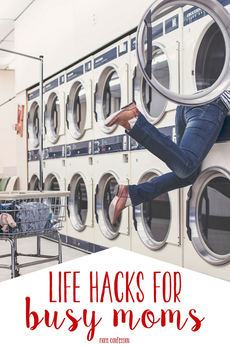 Looking for life hacks to make life easier? Here are a few tips and tricks I use daily to save a bit of my sanity and make everything run smoother at home.