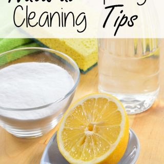 Natural Spring Cleaning Tips