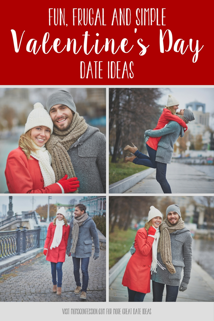 Fun, Frugal and Simple Valentine's Day Date Ideas
