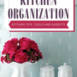 Everything You Need for Kitchen Organization