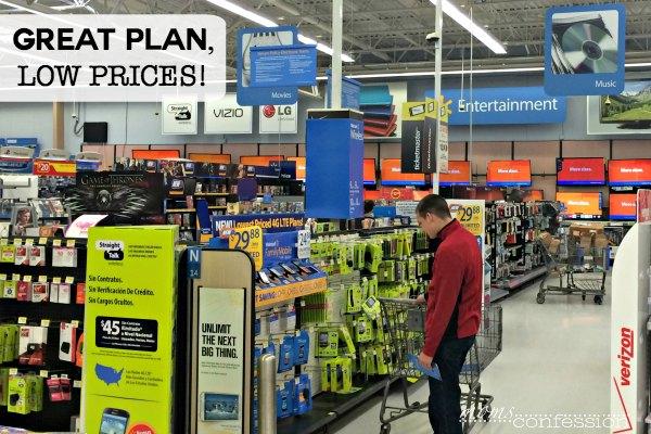 Great Plan, Low Prices at Walmart!