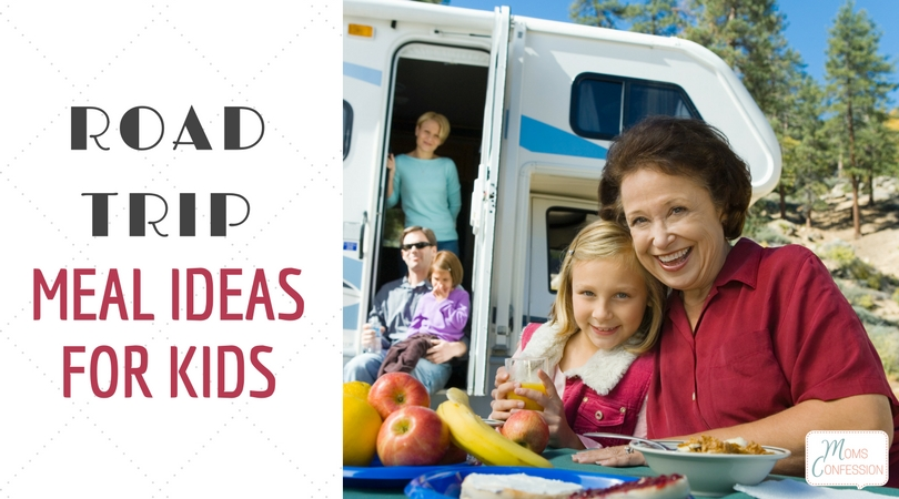 Plan Road Trip Meal Ideas For Kids with these simple tips that making traveling easier to manage for you and your kids! Tons of great ideas your kid's love!