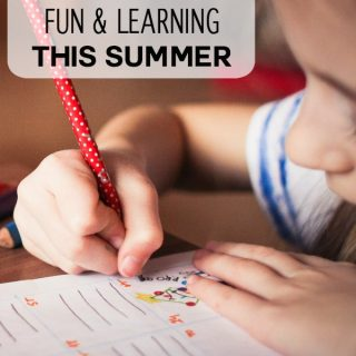 How to Balance Fun and Summer Learning