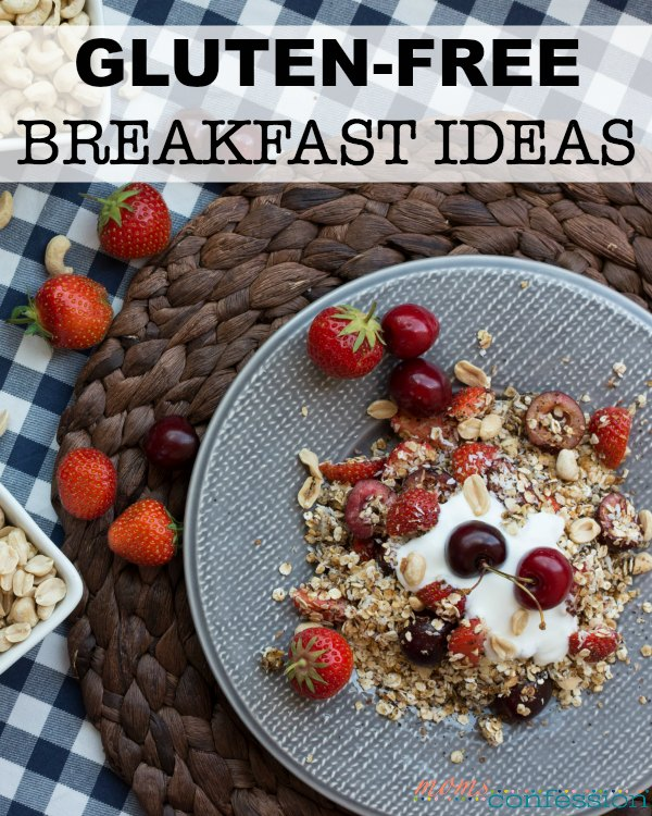 Gluten-Free Breakfast Ideas