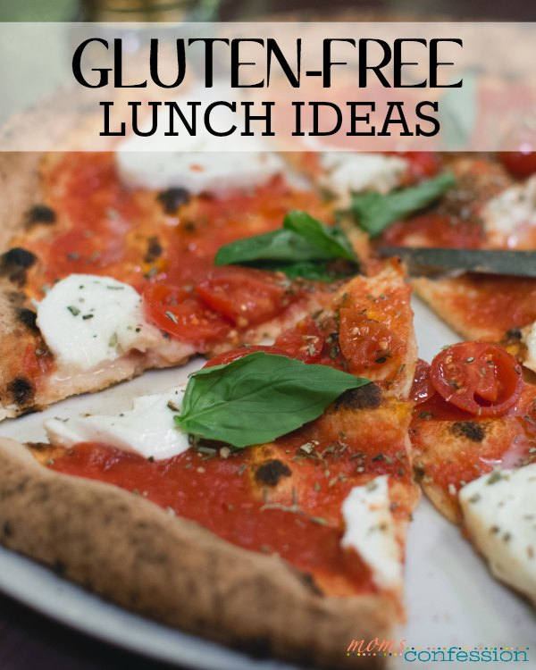 Gluten-Free Lunch Ideas