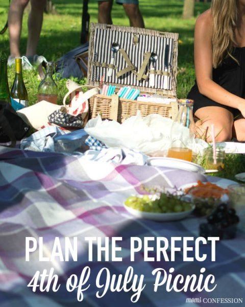Perfect 4th of July Picnic Ideas To Celebrate