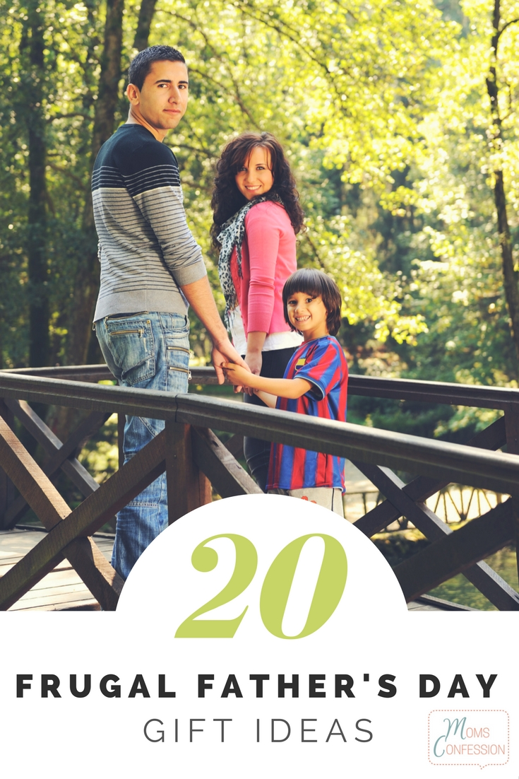 20 Awesome Frugal Fathers Day Gift Ideas