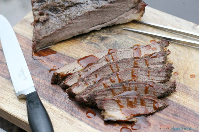 Best Texas Style Smoked Brisket Recipe