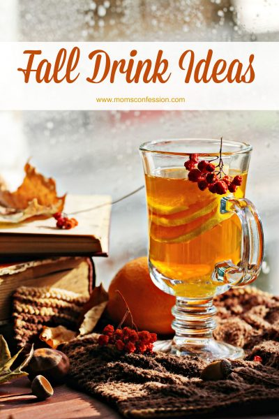 Fall Drink Ideas are great for using at your first fun fall bonfire party! Grab this list of ideas and create delicious drinks everyone will love!