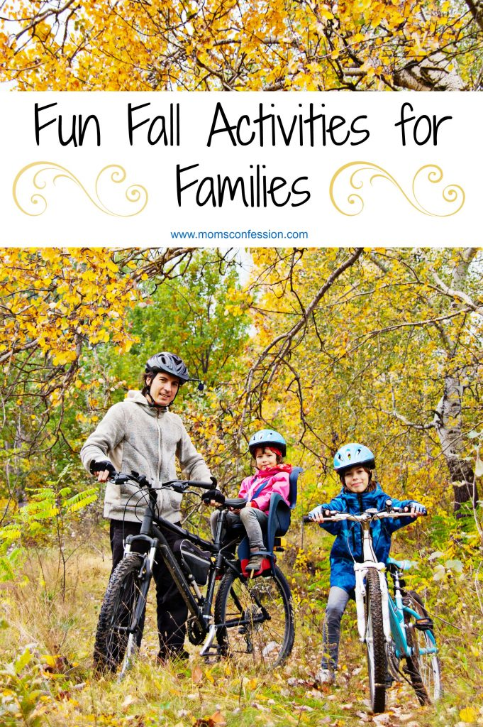 Check out these great Fall Activities For Families to enjoy in the cooler months this year! Budget-friendly, fun, and great for everyone in your family!
