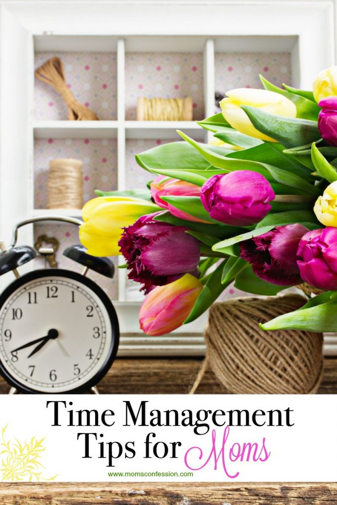 Time Management Tips For Mom are a must during summer breaks when we feel overwhelmed. Get on task with these great tips for managing your house!