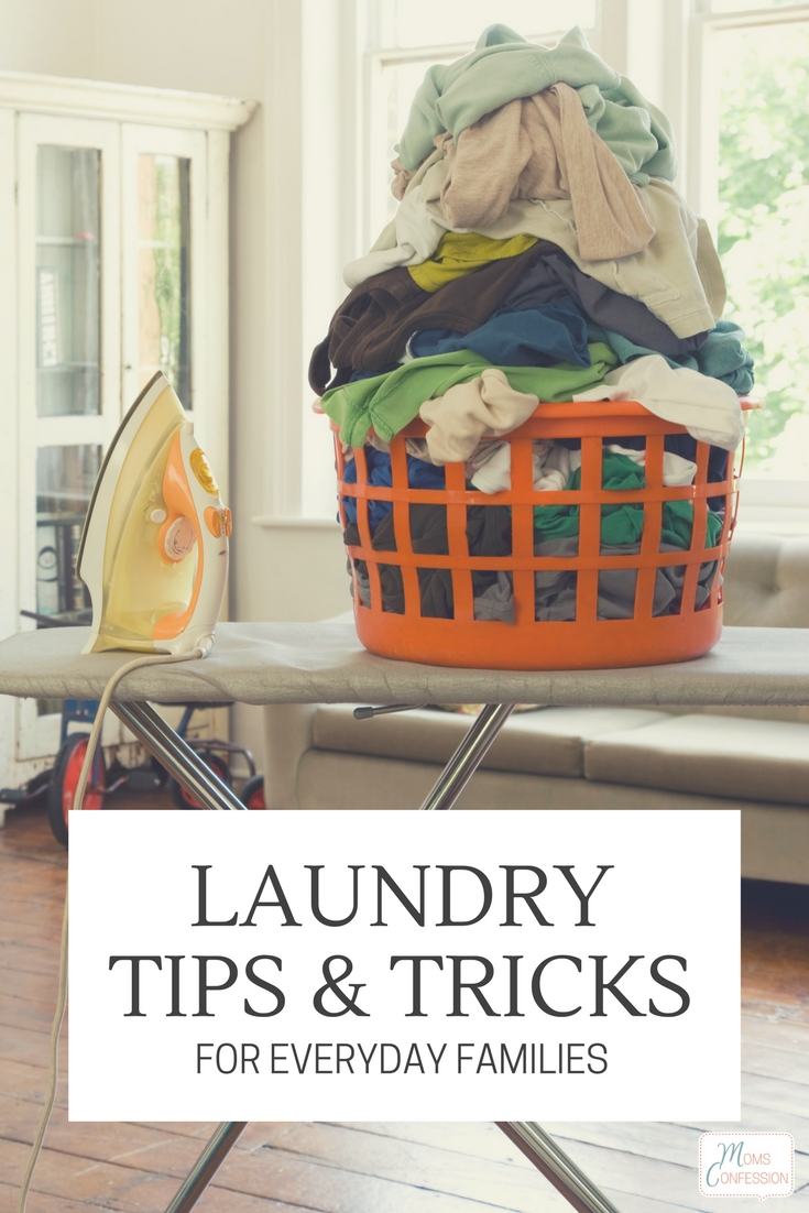 Laundry Tips and Tricks for Everyday Families