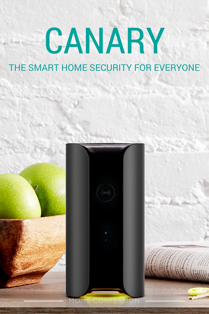 Canary – The Smart Home Security for Everyone