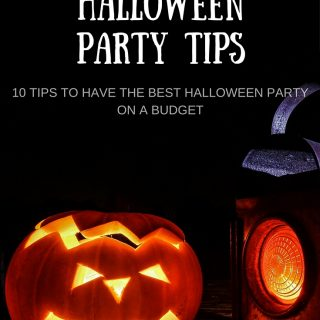 10 Frightfully Frugal Halloween Party Tips