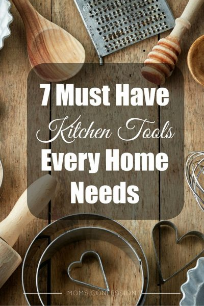 7 Must-Have Kitchen Tools Every Home Needs