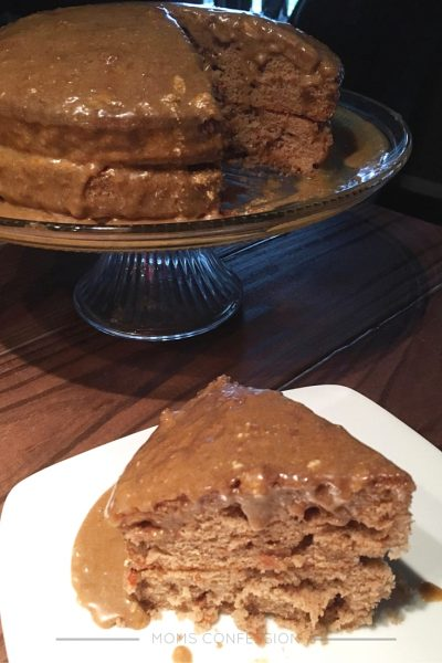 Stupid Simple Pumpkin Spice Carrot Cake - perfect for the fall and holiday season