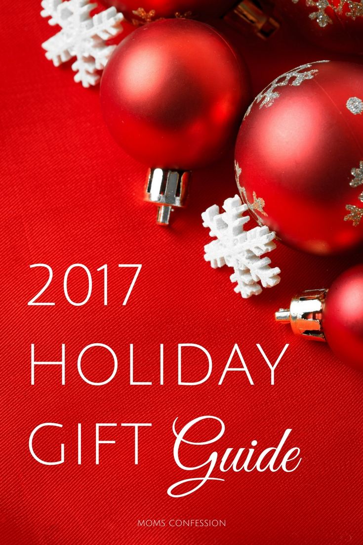 All the latest and greatest gift ideas for the holiday season in one place! Check out the best Holiday Gift Guide online for 2017 at Moms Confession today and get your shopping done early!