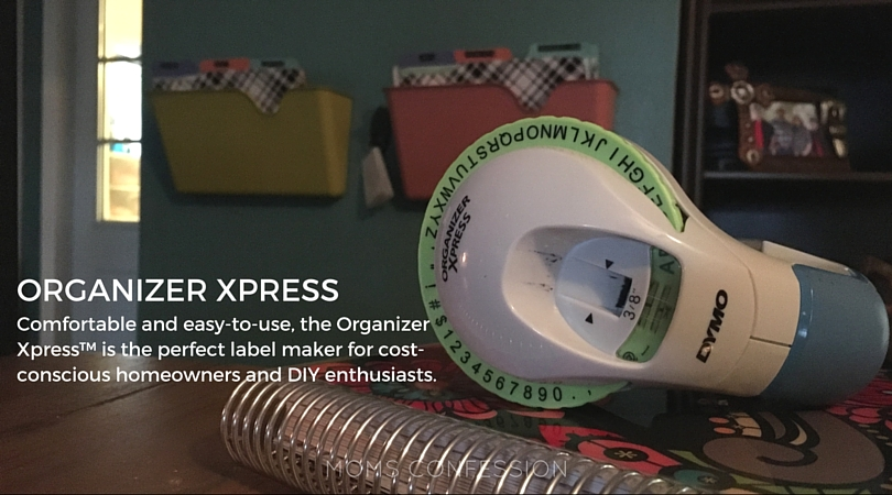 See how the DYMO Organizer Xpress can help you organize your life today!