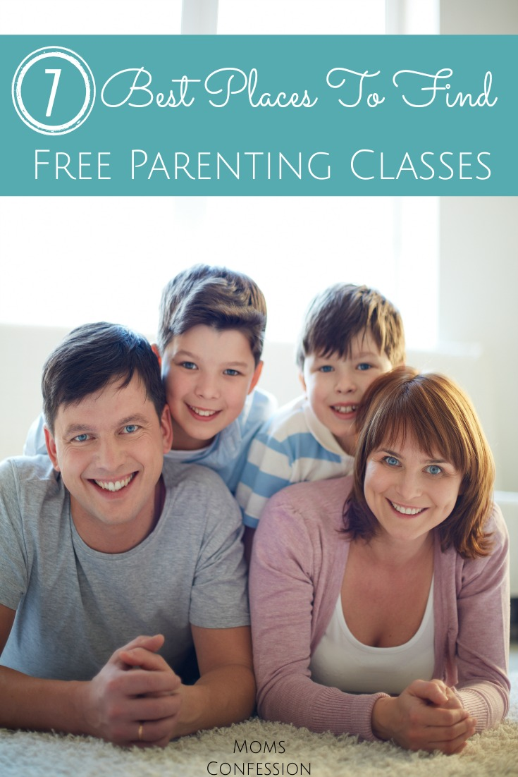 7 Best Places To Find Free Parenting Courses