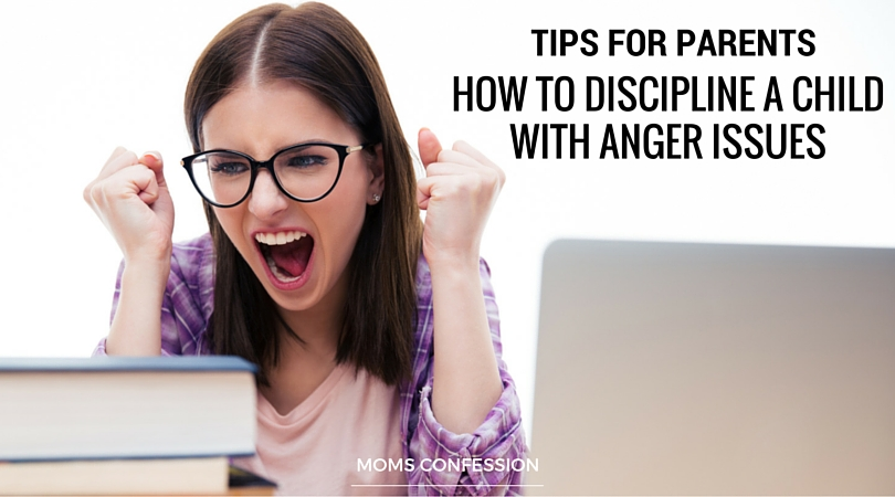 Don't miss our tips for How to Discipline A Child With Anger Issues! Great tips for parents to deal with minor discipline needs with ease.