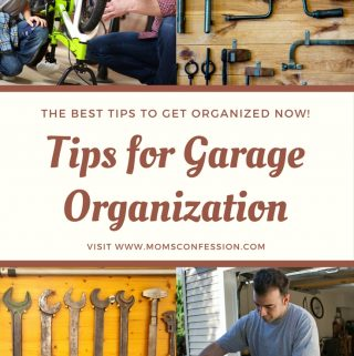 The Best Garage Organization Tips and Ideas to Get Organized Now