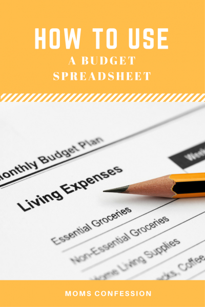 How to Use a Budgeting Spreadsheet to Pay Down Debt