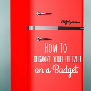 Professional Organizer Methods for Freezer Organization On A Budget are ideal for keeping your budget in tact and your family fed! Check our tips today!