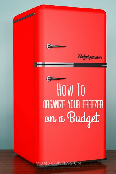 Professional Organizer Tips For Budget Freezer Organizing