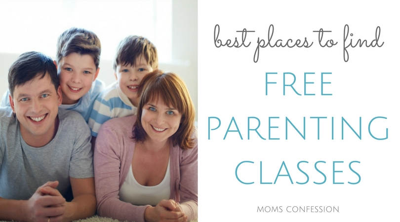 Don't miss these 7 Best Places To Find FREE Parenting Courses to help you learn to communicate with your children more effectively!
