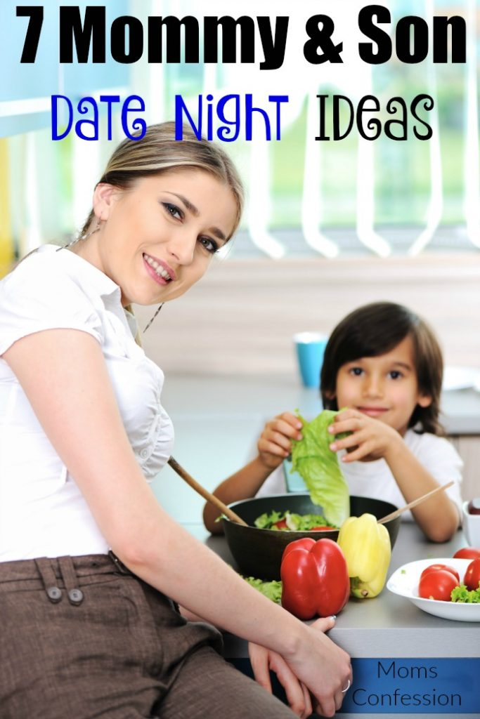 Mommy And Son Date Night Ideas To Build Relationships