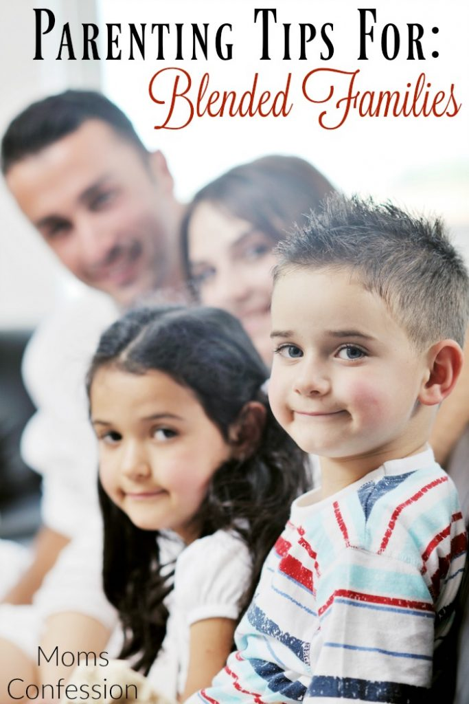 Check out the Best Parenting Plan For Blended Families to make sure you and your children are happy, healthy and taken care of in a new family relationship!