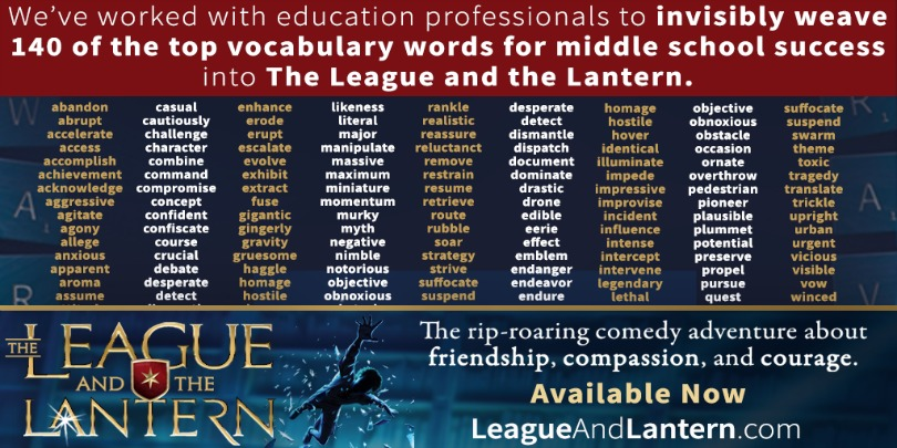 The League and the Lantern Vocabulary