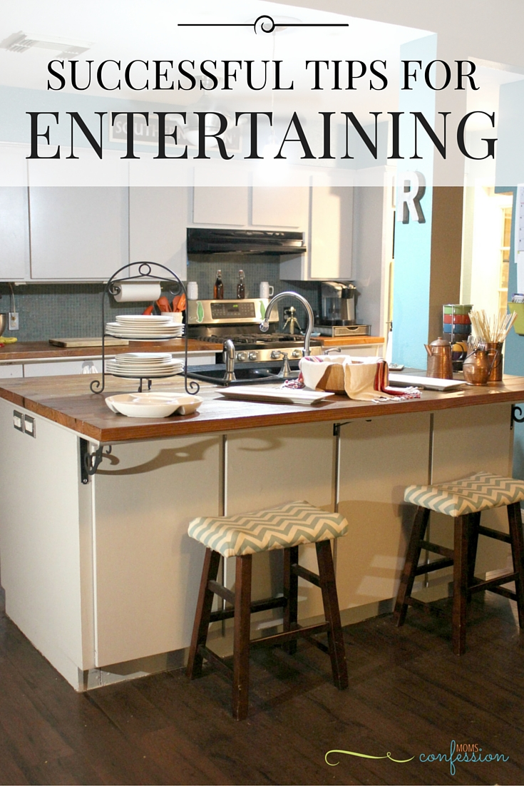 Looking for tips for entertaining at your next party? Look no further! I have been able to streamline the process of entertaining and now you can too!