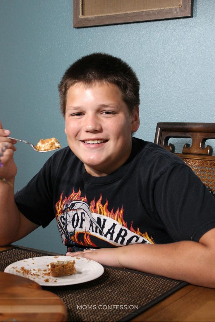 yummy trix cheesecake