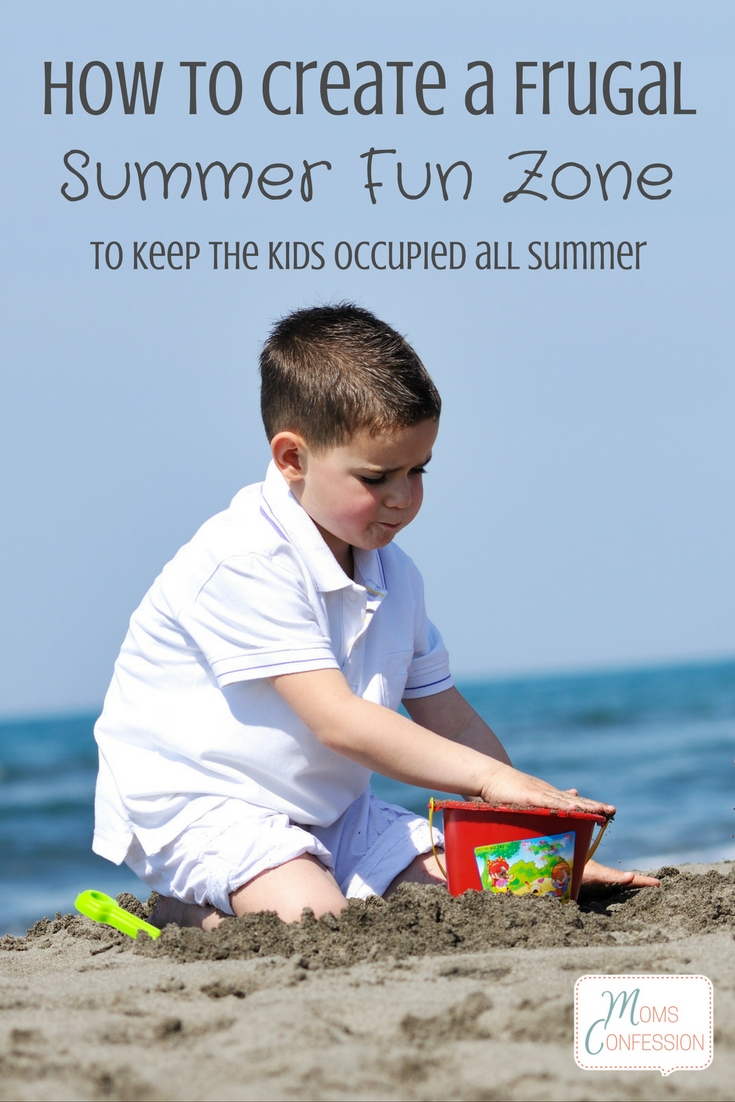 How to Create a Frugal Summer Fun Zone