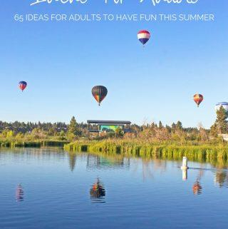 Summer Bucket List Ideas for Adults