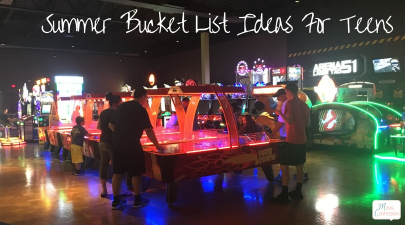Looking for something your teen or tween can do this summer? These 34 summer bucket list ideas for teens and tweens have you covered and will add tons of fun all summer long!