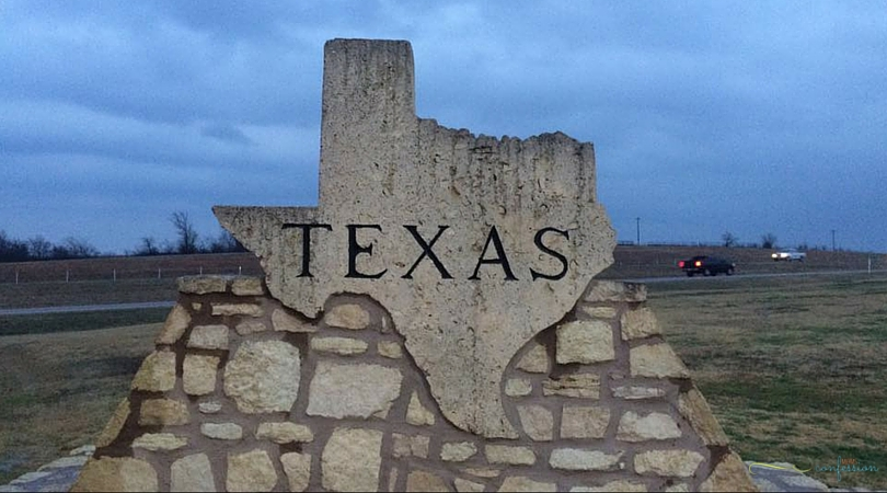 "Texas is seeing the ""Welcome to Texas"" sign on your way back from an out of state trip that lets you know you are home. Even if you still have another 5-hours before you make it to your door, that sign alone makes you feel at home!"