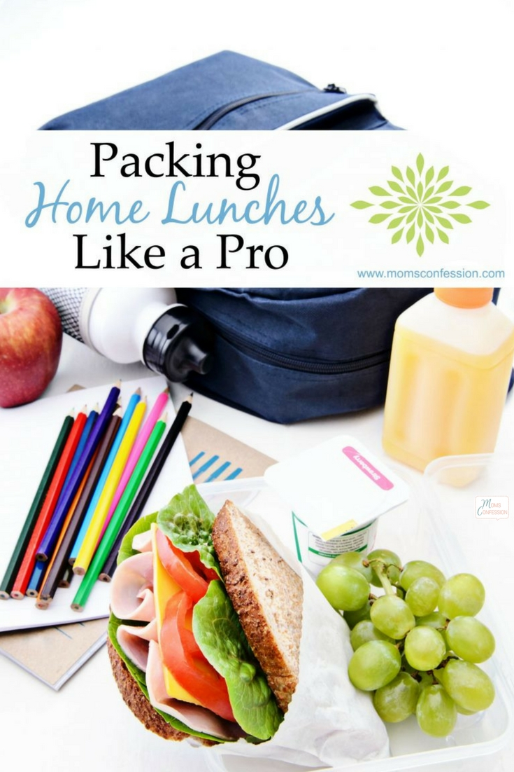 Top Home Packed Lunch Ideas From The Pros