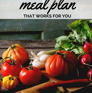 How to Make a Meal Plan