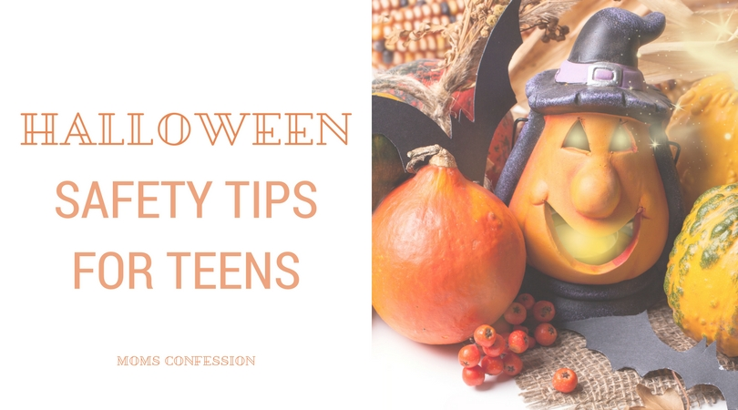 Sit your teen down before they head out this Halloween and lay down some ground rules. Use these 7 Halloween Safety Tips for Teens to get you started.