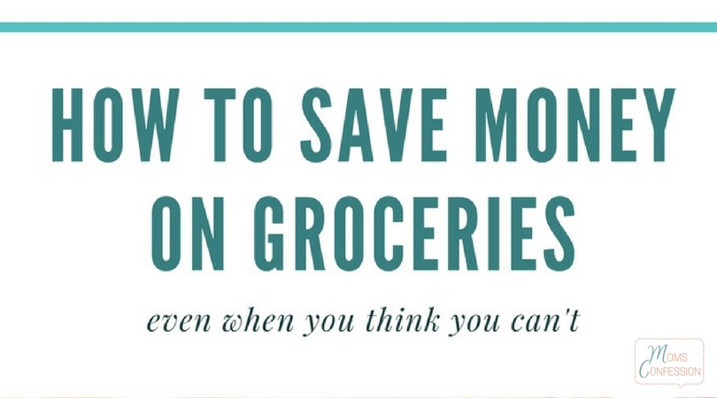 Don't miss our tips for how to save on groceries when you don't think you can't! Great reminders to save in unique ways and still provide your family with their favorite meals!