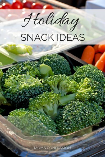 Holiday Snack Ideas